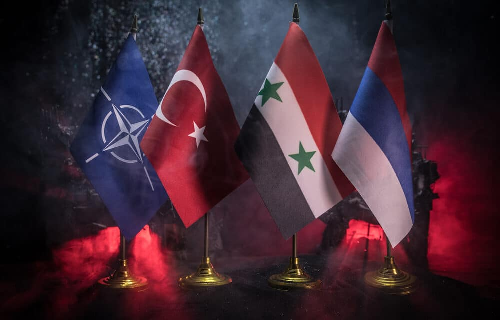 PROPHECY WATCH: Russia, Syria, Turkey and Hamas congratulate Iran's Raisi on election win