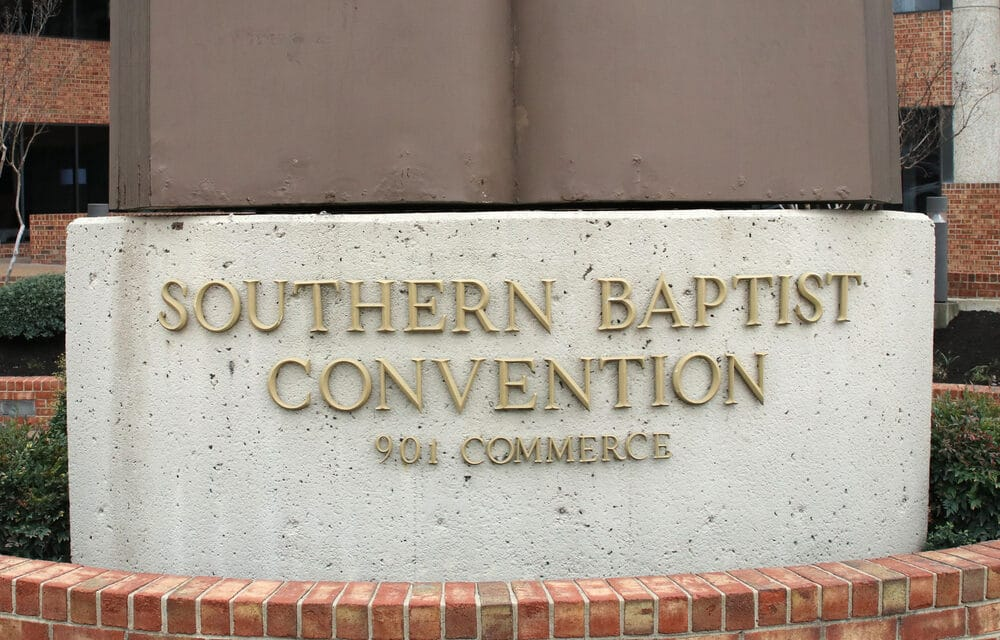 """The NY Times says Southern Baptists have gone """"Woke"""""""