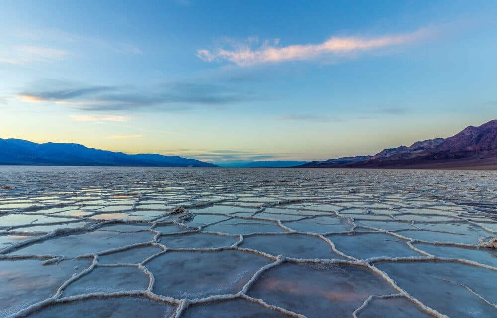 Death Valley, the record-holder for highest air temperature ever recorded on Earth, could come close to that mark later this week