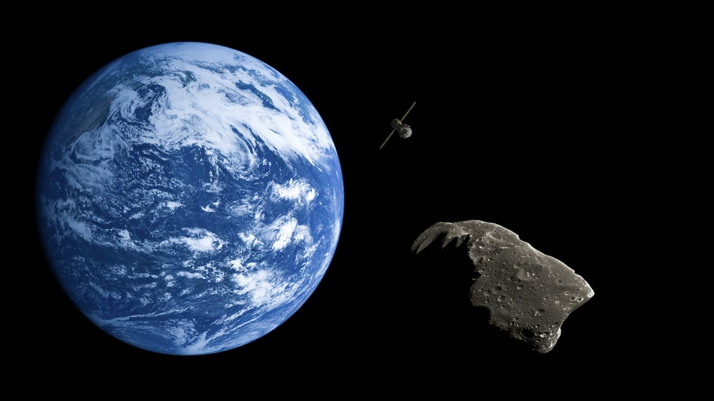 Seven asteroids will be zooming past the Earth this week