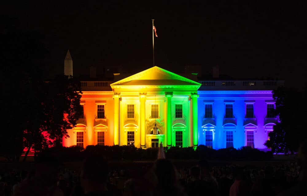 """US President declares month of June officially """"Pride Month"""", Recognizes the """"valuable contributions"""" of LGBTQ+ individuals across America"""