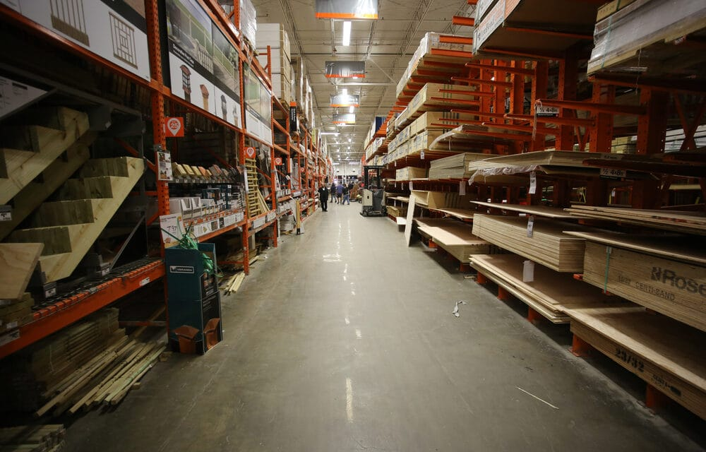 Police called to stop an 'exorcism' taking place in Home Depot lumber aisle