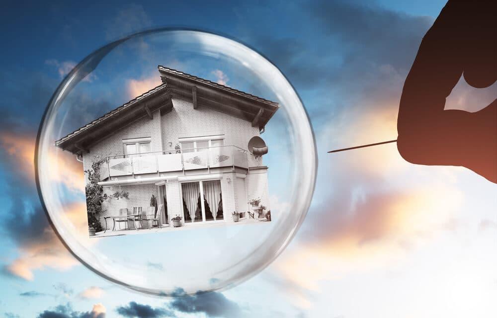 Housing Markets Flashing 2008 Style Warnings…