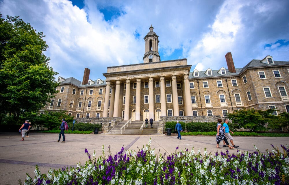 Penn State will remove binary gender language such as 'freshman' from course and program descriptions