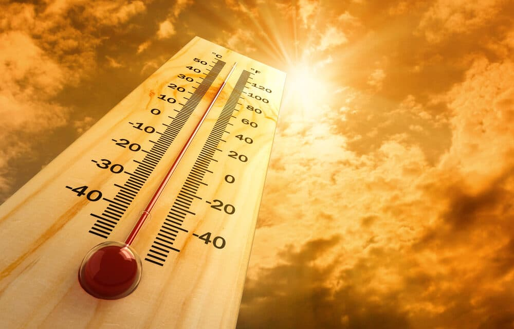'Mega-heat wave' peaking in the West, shattering records and intensifying drought and fires