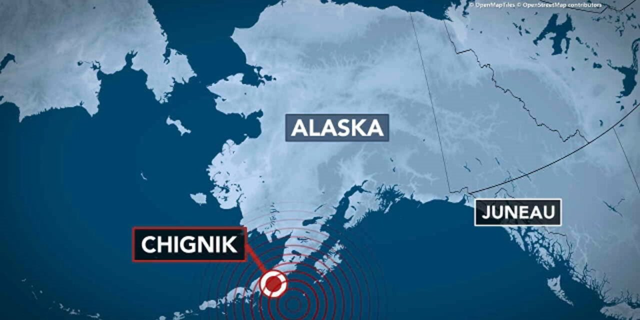 UPDATE: 8.2 Quake in Alaska was the largest earthquake to strike the US in 50 years