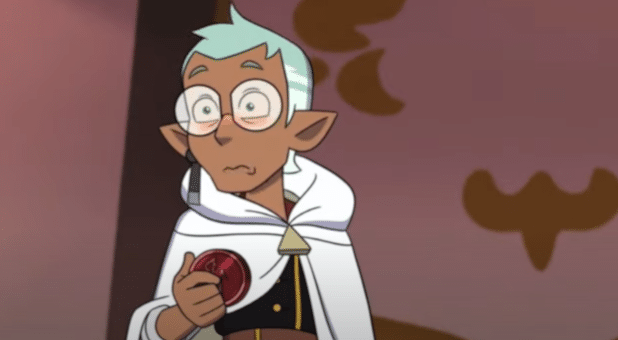 """Disney debuts"""" non-binary character"""" on The Owl House on July 24th"""