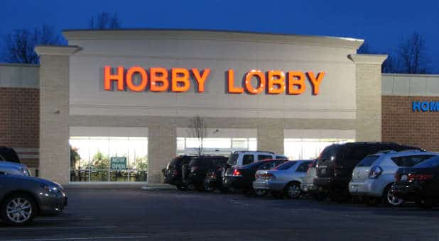 """Hobby Lobby faces backlash after publishing holiday newspaper ad referencing bible verses and """"pro-christian"""" founding father quotes"""