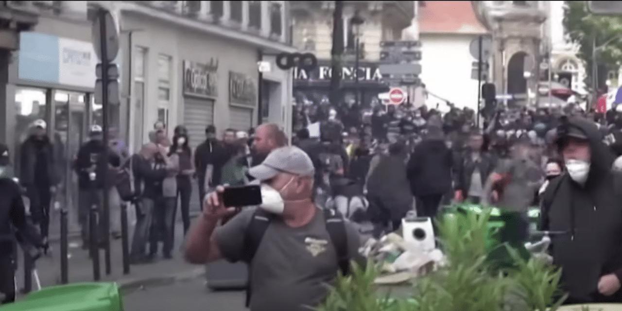 UNRAVELING: Uprisings happening across Athens, Paris and Australia over new coronavirus restrictions, vaccine mandates