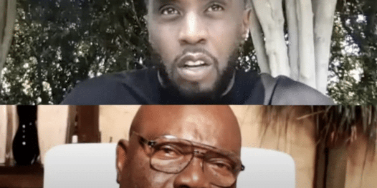 """Bishop TD Jakes and """"Puff Daddy"""" Sean Combs team up to bring 'Kingdom Culture' sermons to hip-hop community"""