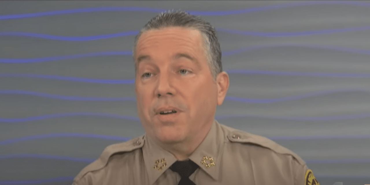 L.A. County sheriff says he will not enforce mask mandate claiming it isn't backed by science