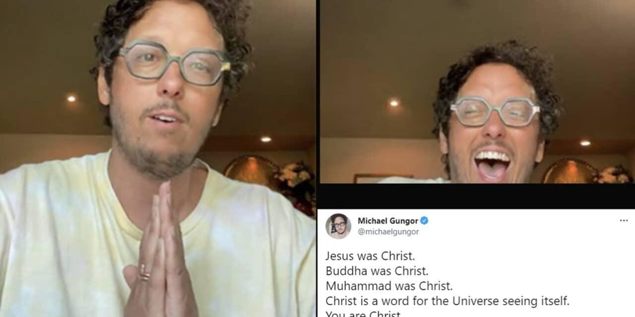 Former Worship Leader Michael Gungor sets off social media firestorm and labeled a heretic after 'Christ' comment