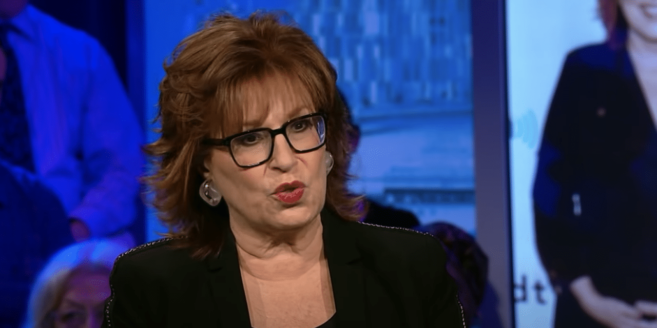 """Joy Behar from """"The View"""" says that the next step may have to be threatening Americans from their freedoms unless they get vaccinated"""