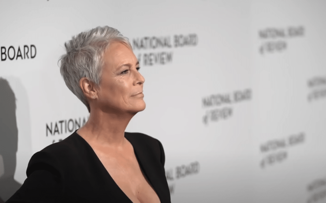 Jamie Lee Curtis announces that her daughter is transgender and she is proud of her