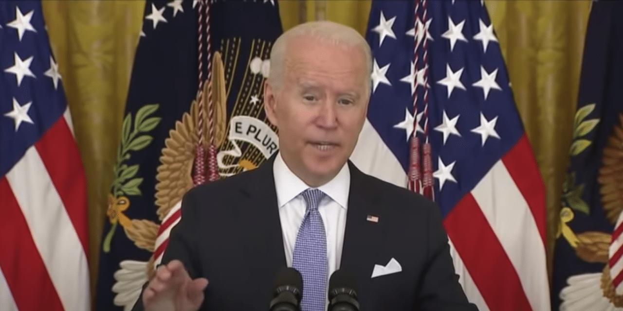 Biden orders Military to move toward mandatory COVID vaccine