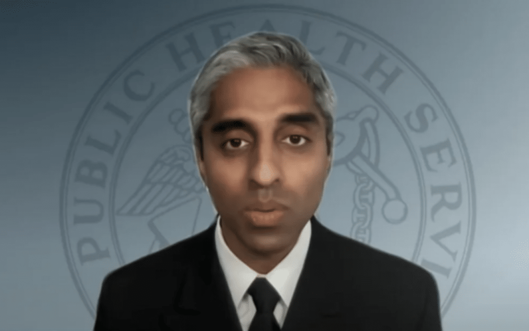 US surgeon general is now recommending that fully vaccinated people wear masks outdoors to protect the unvaccinated