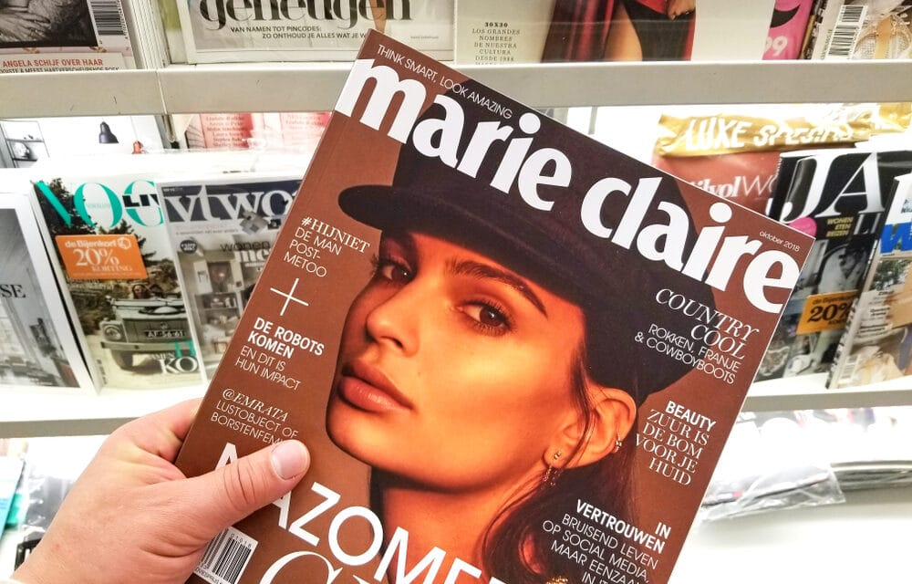 Marie Claire Magazine pressures Hollywood to depict more parents having abortions