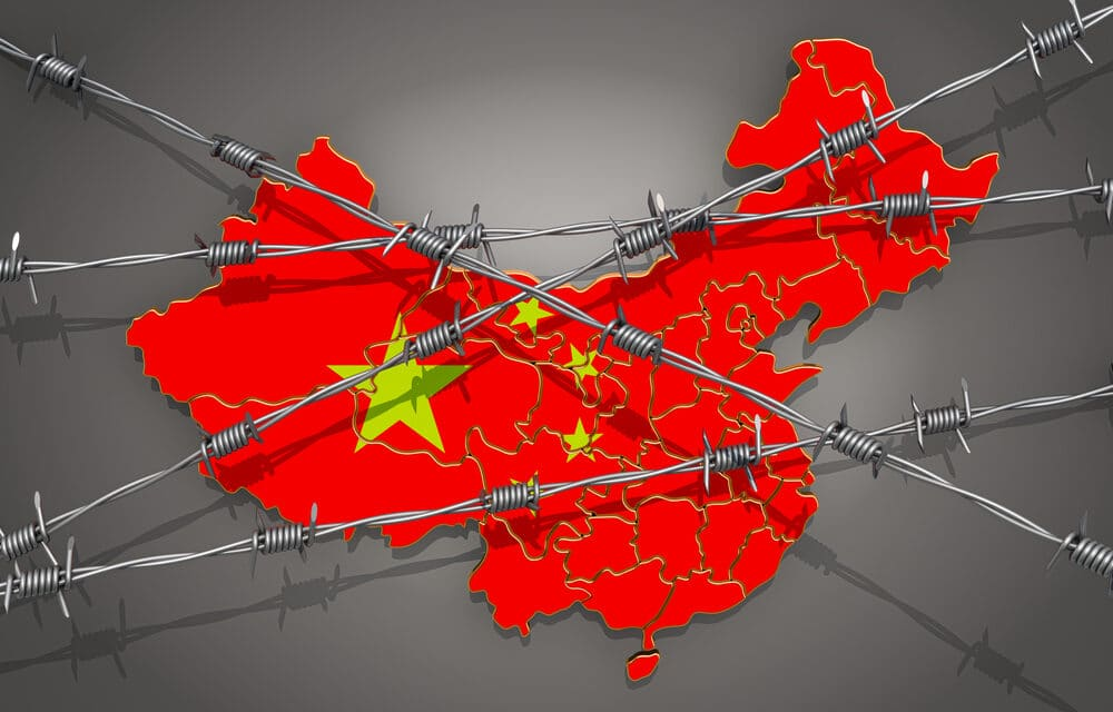"""This big development in China could be setting up the World for the coming """"Mark of the Beast"""""""
