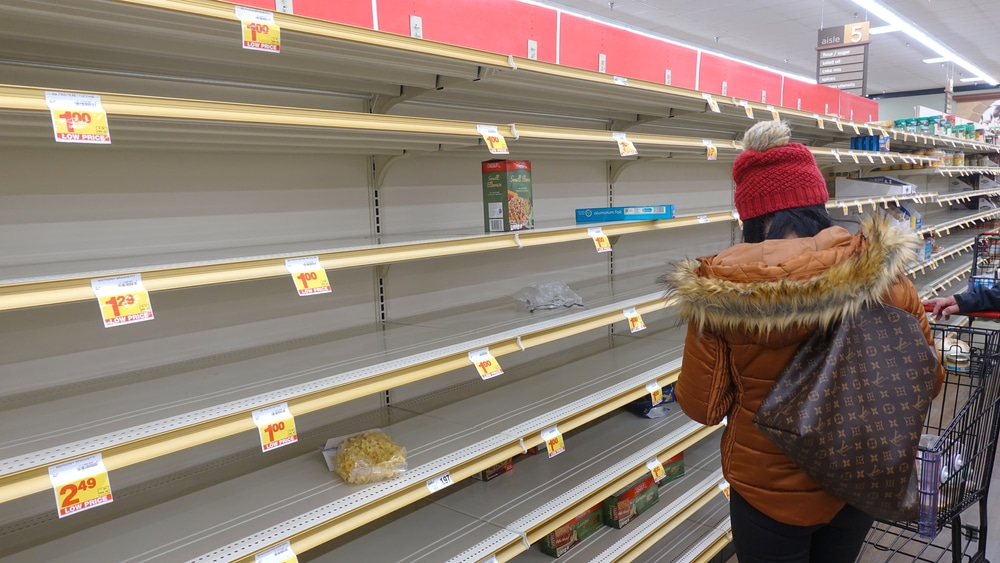 Fears of food shortages spread in Britain