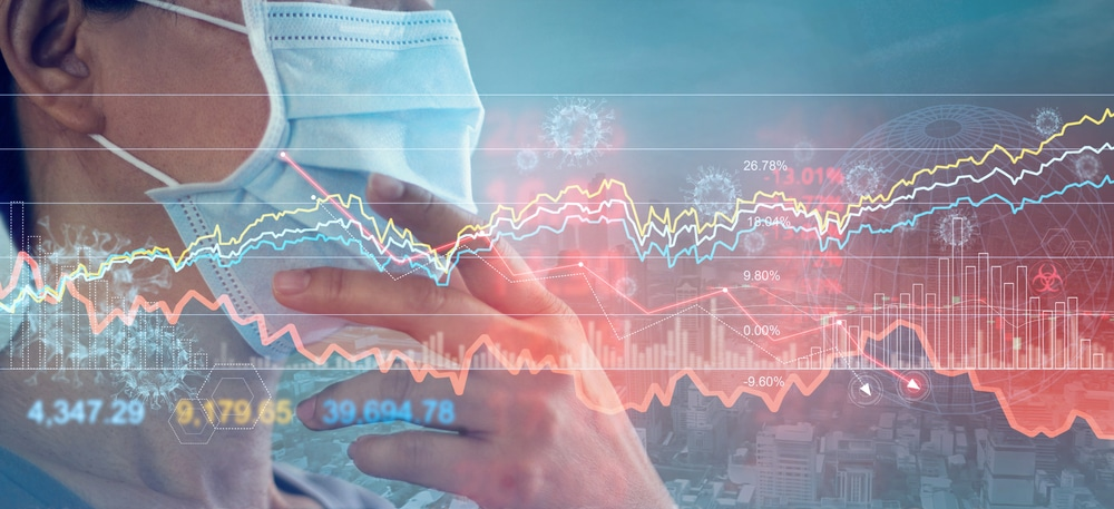 Virus fear mongering sends stock market in tailspin