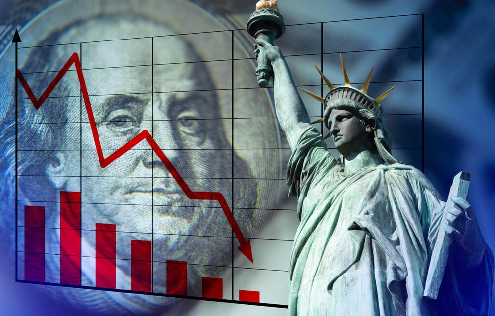 We are witnessing the worst Inflation since the 1970s, and the stage is being set for the total collapse of the U.S. economy