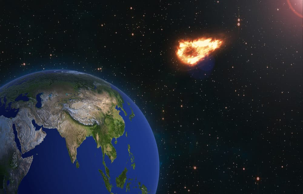 Why Is NASA suddenly working so hard to prevent asteroids from striking the earth?