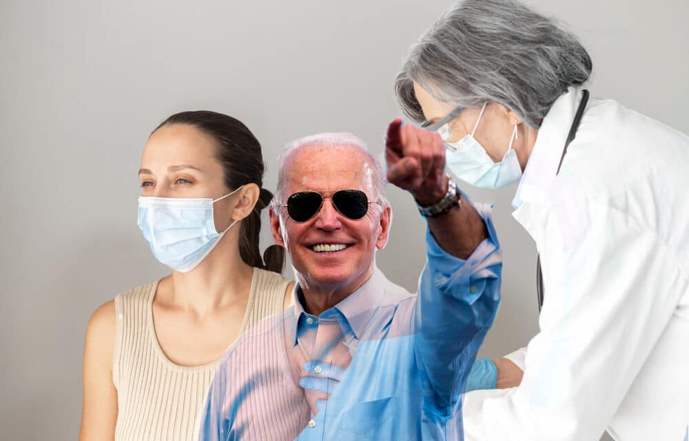 Biden set to announce mandated vaccinations across federal government
