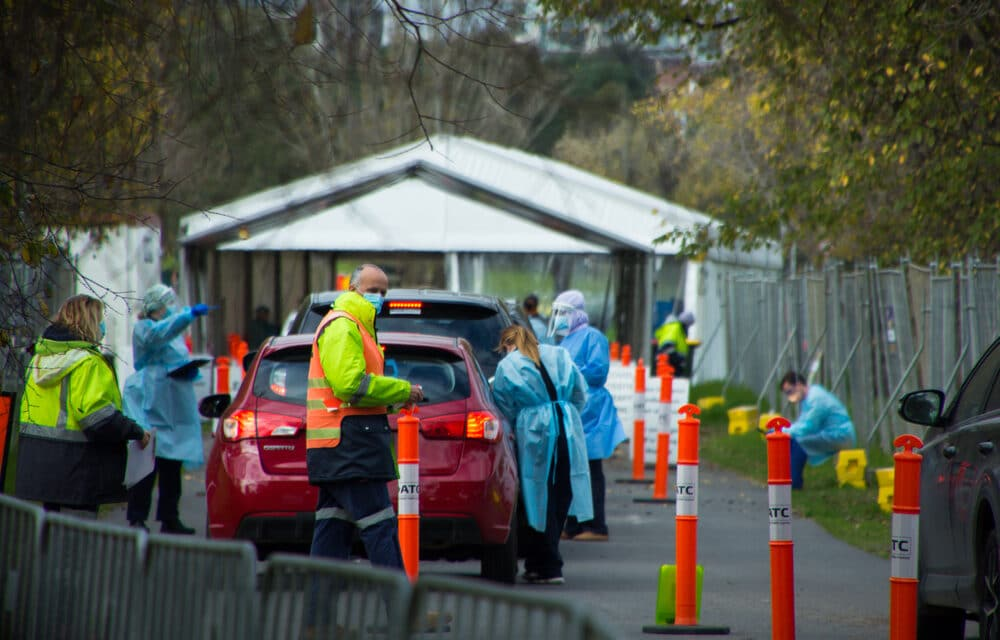 Sydney, Australia is about to go into another COVID lockdown and it could be for months
