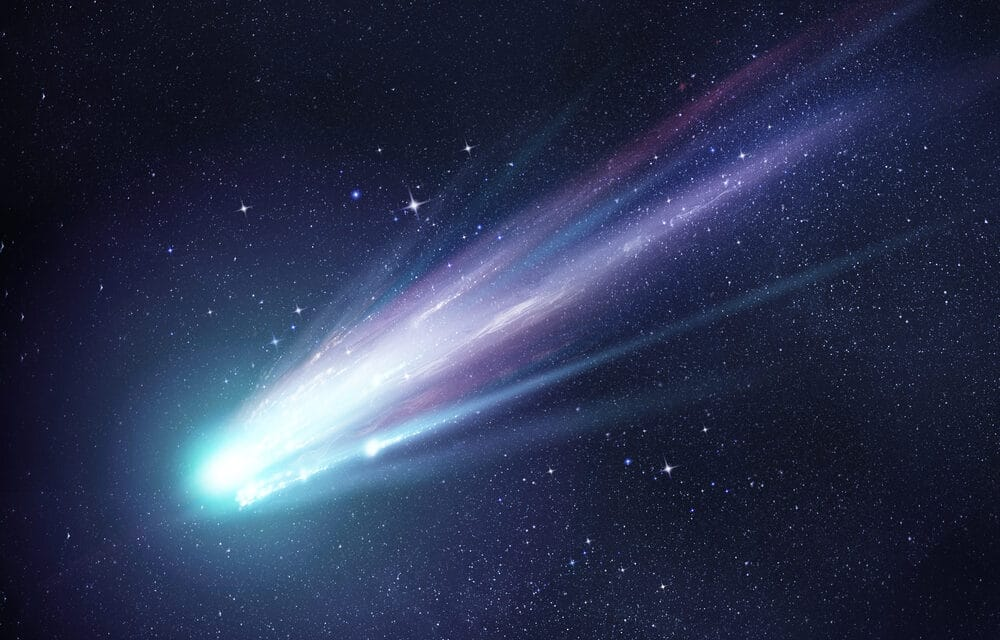 "A 62-mile wide ""Mega-Comet"" has just entered our solar system"
