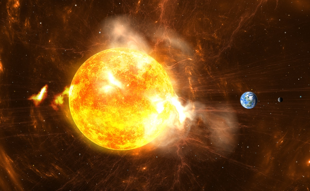 Solar Storm expected to strike earth this weekend; Solar winds could trigger geomagnetic storm above planet