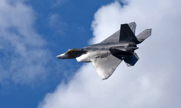 US Air Force is dispatching dozens of F-22 fighter jets to the Pacific amid tensions with China