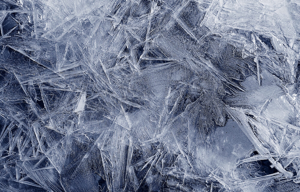 Scientists just discovered more than 30 viruses frozen in ice and most have never been seen before