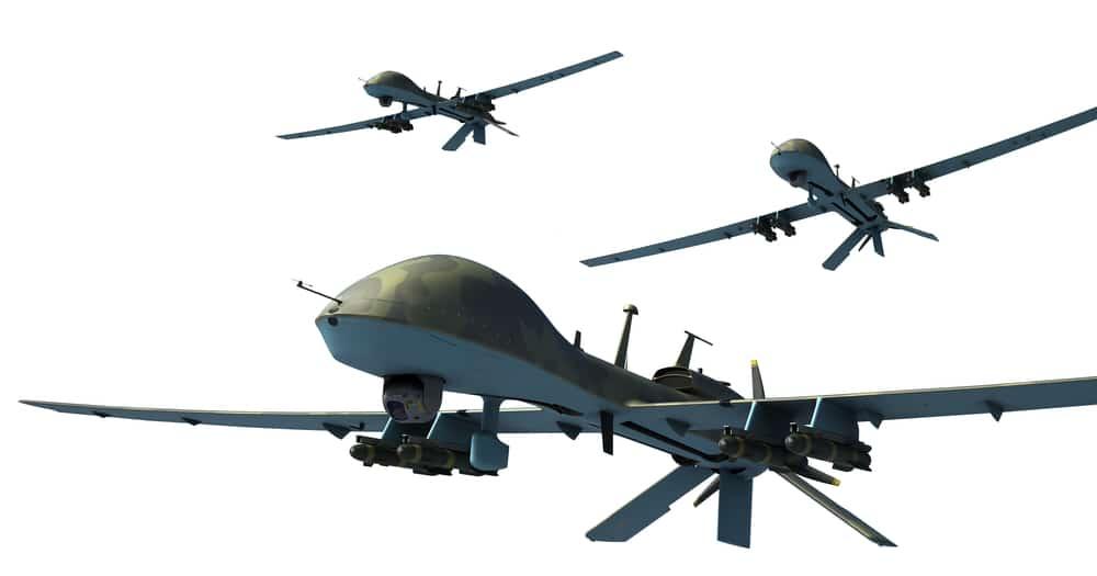 "US conducts massive ""kill web"" and autonomous drone drills across California and Florida"