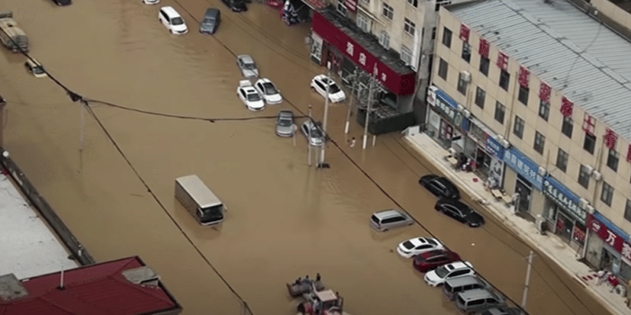 Death toll from deadly floods in central China climbs to 302, with more than 50 missing