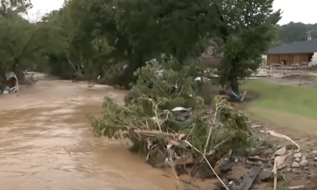 DEVELOPING: Deadly flooding in Tennessee has left at least 10 dead and dozens missing