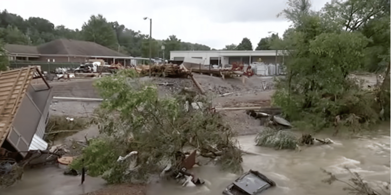 UPDATE: 22 dead, many missing after catastrophic 17 inches of rain in Tennessee…