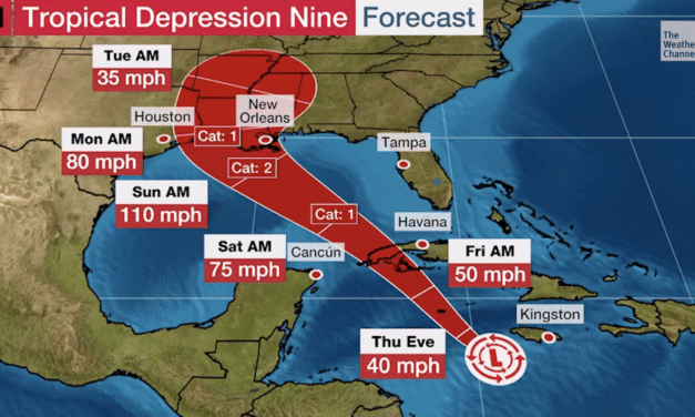 DEVELOPING: Major Hurricane could strike Gulf Coast in coming days