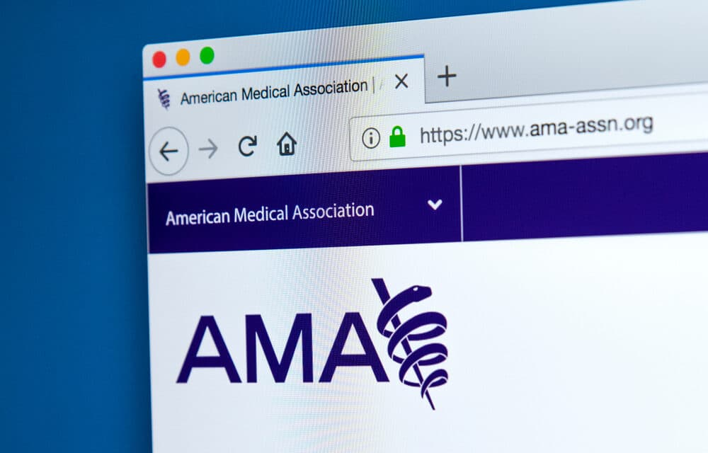 The American Medical Association calls for Sex to be removed from birth certificates