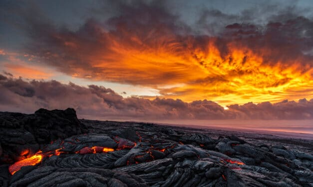 DEVELOPING: Hawaii Kilauea volcano could be on the verge of erupting after quake swarm of over 140 tremors rocks the region