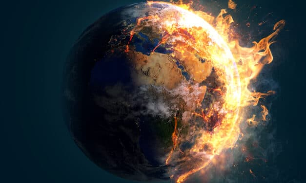 Are the cataclysmic fires burning across the planet a preview of what is coming?