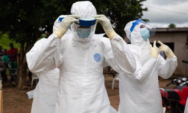 West Africa placed on high alert as first case of deadly Ebola-like Marburg virus with 88% fatality rate detected