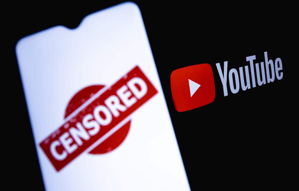 Youtube suspends Sky News Australia citing 'COVID misinformation'…