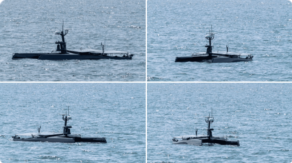Mysterious unmanned vessel was just spotted in San Diego Bay