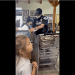 (VIDEO) Police threaten to serve tickets to unmasked grocery shoppers in Washington