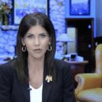 South Dakota Gov. Kristi Noem fires back at what she calls 'Unbiblical' Biden and his Vaccine Mandate