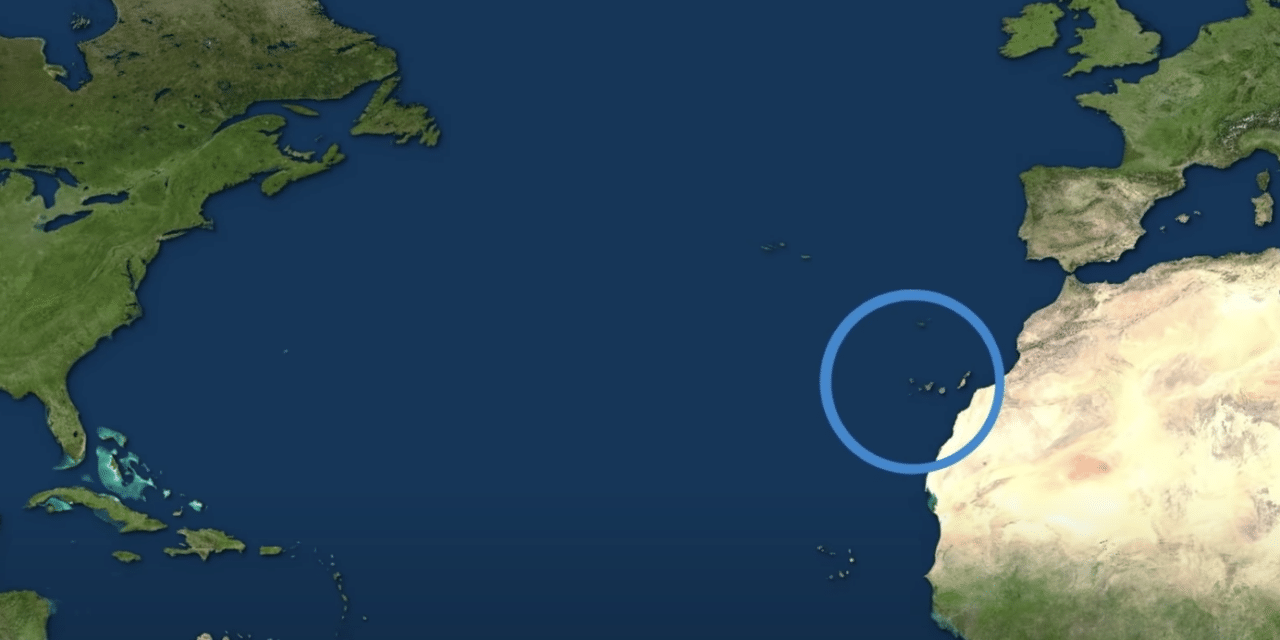 DEVELOPING: Volcano erupts on Canary Island of La Palma following 25k quakes in past 9 days, fears of landslide and mega-tsunami could be on the horizon