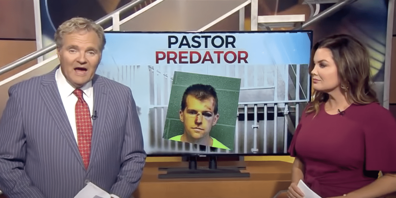 Father catches church minister inappropriately touching his 9-year-old son and hands out serious beating before police arrive