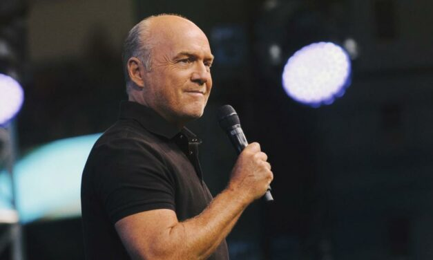 Pastor Greg Laurie claims we are on the 'On the precipice of a great, Global Revival'