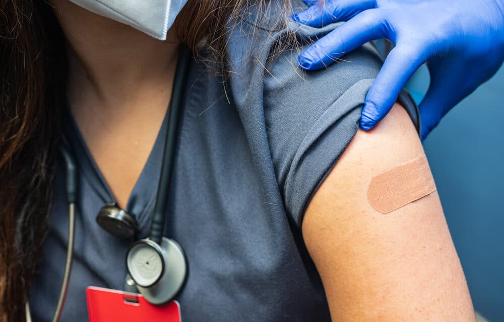 Biden unleashes sweeping new vaccine mandate requiring the jab for ALL employers with more than 100 workers