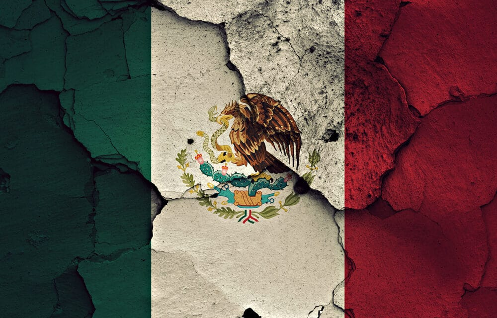 Mexico Supreme Court ruled criminalizing abortion is unconstitutional, Hours later 7.4 earthquake strikes